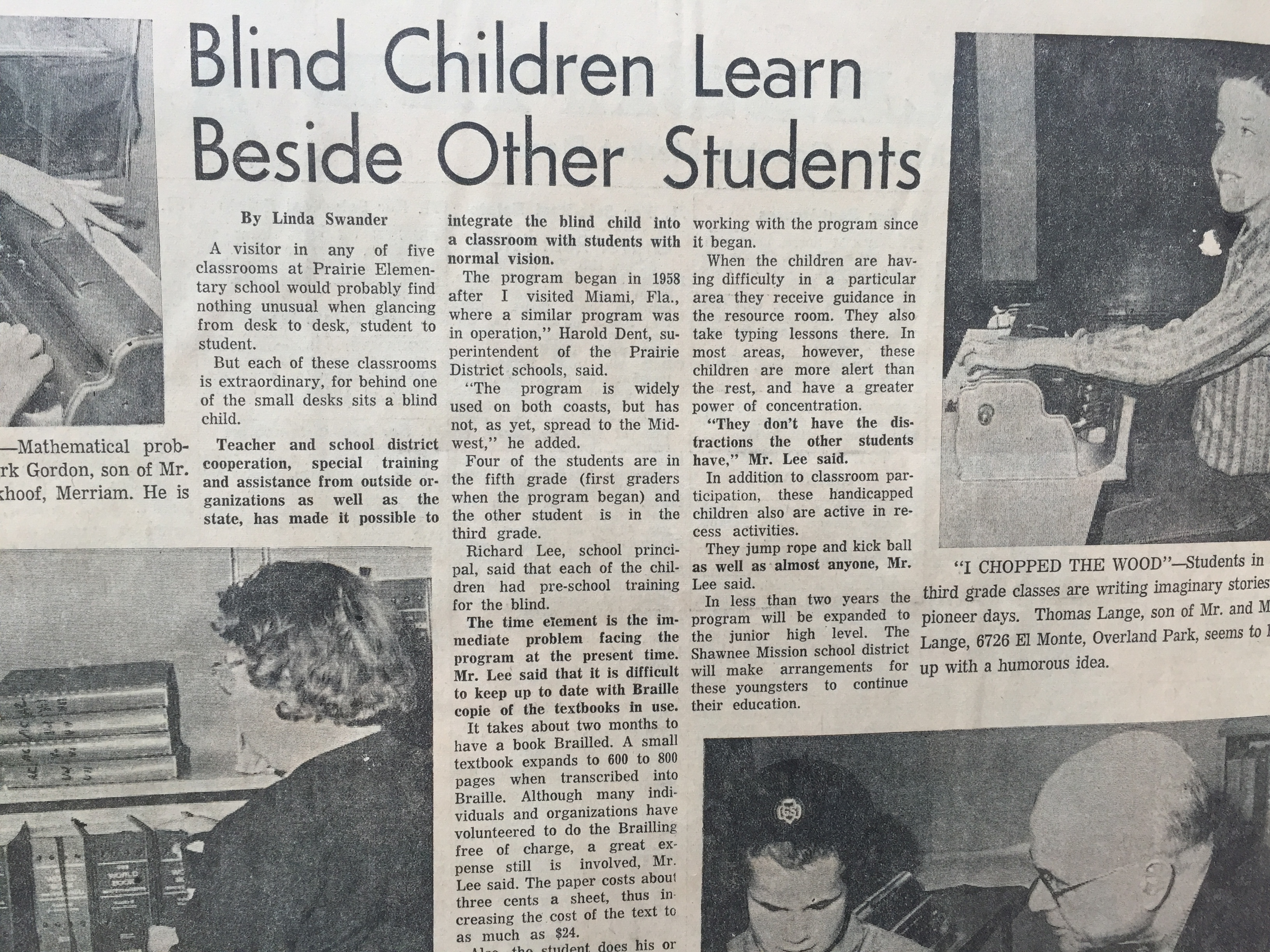 Kansas City Star Article